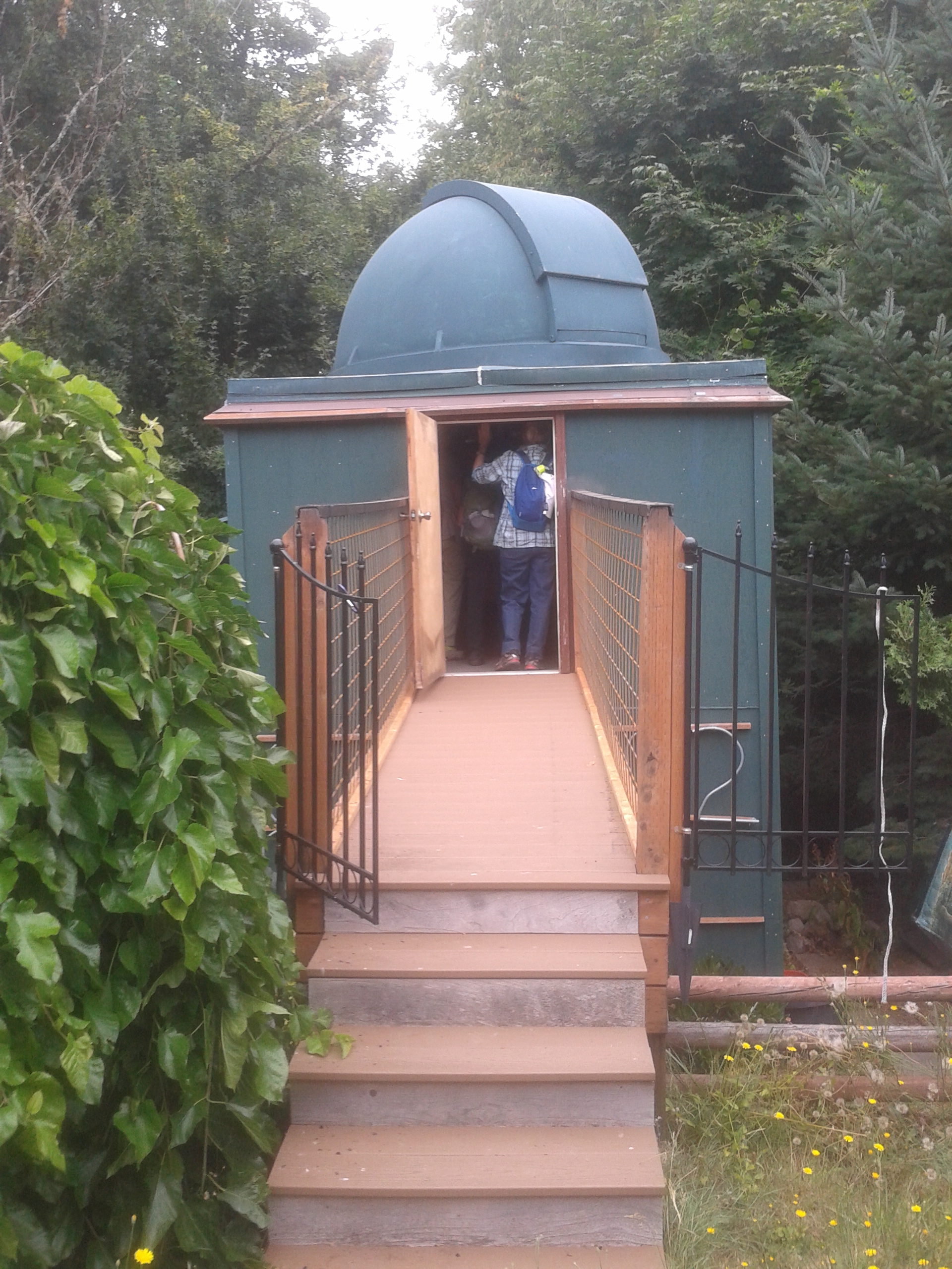 Tryon Creek Observatory