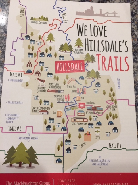 We Love Hillsdale's Trails