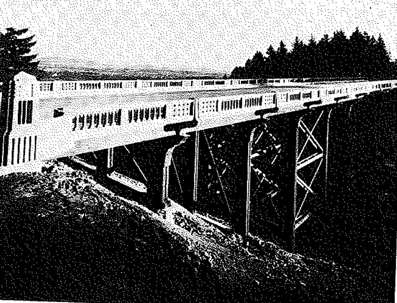 Figure 1. The Newbury Street viaduct.